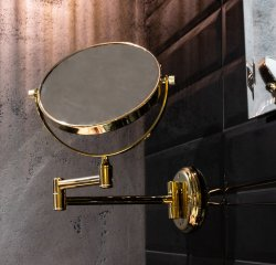Bemeta bathroom cosmetic mirror